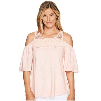 Aria Cold Shoulder Top