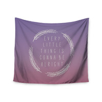 "Galaxy Eyes ""Little Thing"" Wall Tapestry"