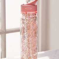 ban.do Glitter Bomb Water Bottle | Urban Outfitters