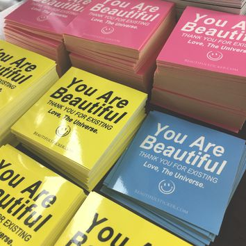 You Are Beautiful Sticker Pack