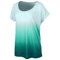 Nike Dip Dye One Size T-Shirt - Women's at Foot Locker