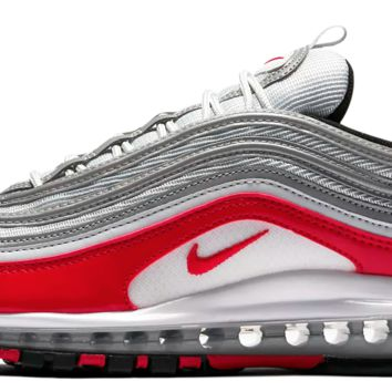BC KUYOU Nike Air Max 97 Patent Leather Red / White