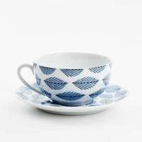 TEA CUP, ARBOUR HARBOUR - HOUSE OF RYM - Mokkasin