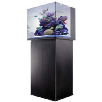 Innovative Marine 38 Gallon Mini Nuvo Aquarium Stand (Stand Only) - Black