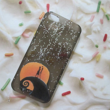 Jack & Sally Nightmare Before Christmas iPhone 5 5s Case
