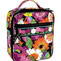 Vera Bradley Lunch Break in Va Va Bloom