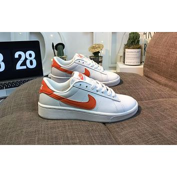 NIKE Tennis Classic Women Men Leather Flat Sport Running Shoe Sn 5afd79c28f