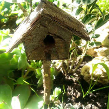 Fairy Garden Set, fairy pond, fairy birdhouse,fairy pet house,fairy dog house,bird house, fairy accessories, pond,fairy flowers, decor