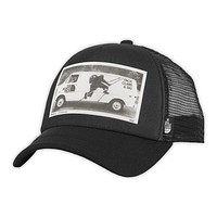 Photobomb Hat in TNF Black Van Print by The North Face - FINAL SALE