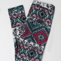 Girls Leggings - Print 36