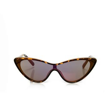 Monroe Cat Eye Sunglasses - Tortoise