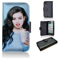Charli XCX | wallet case | iPhone 4/4s 5 5s 5c 6 6+ case | samsung galaxy s3 s4 s5 s6 case |