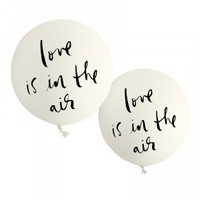 kate spade new york love is in the air balloon set