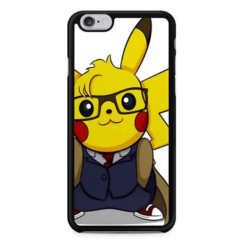 Pikawho Pikachu Dr Who iPhone 6/6S Case