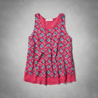 printed tiered tank