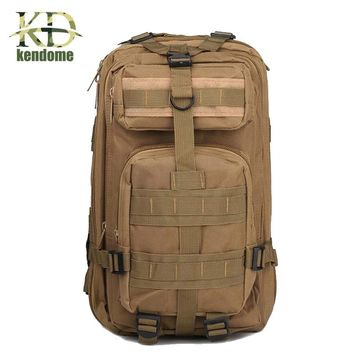 2018 Hot 9 Color Unisex Outdoor Military Army Tactical Backpack Trekking Travel Rucksack Camping Hiking Trekking Camouflage Bag