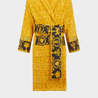 Versace I ♡ Baroque Bathrobe - Home Collection | US Online Store