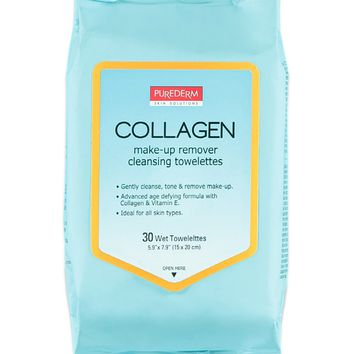Collagen Makeup Remover Wipes