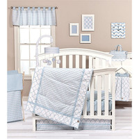 Trend Lab Blue Sky Baby Nursery Crib Bedding CHOOSE FROM 3 4 5 6 7 Piece Set NEW