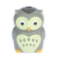 Eagle Cartoon Electric Pencil Sharpener Owl