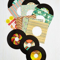 Music Strike a Note Greeting Card Set by Chronicle Books from ModCloth