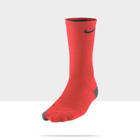 Check it out. I found this Nike Elite Cushion Crew Running Socks at Nike online.