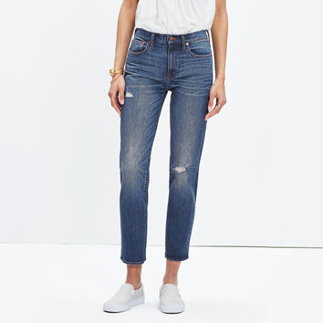Cruiser Straight Jeans in Roger Wash