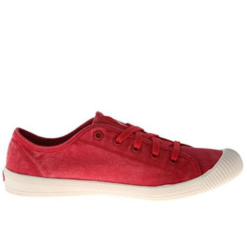 Palladium Flex Lace - Red 5-Eye Comfort Sneaker