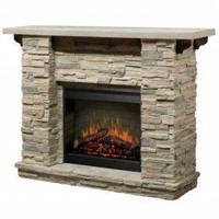 Dimplex Featherston Electric Fireplace - GDS26-1152LR - Fireplaces & Accessories - Decor