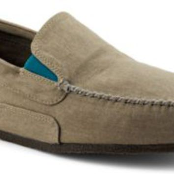 Sperry Top-Sider Shore Leave Canvas Slip-On Shoe ChinoCanvas, Size 11M  Men's Shoes