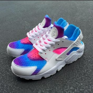 best online sale nike air huarache 1 multicolor men women hurache running sport casual  number 1