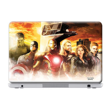 Avengers Entourage - Skin for Lenovo Thinkpad X1 Carbon