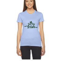 YES I'm IRISH - Women's Tee