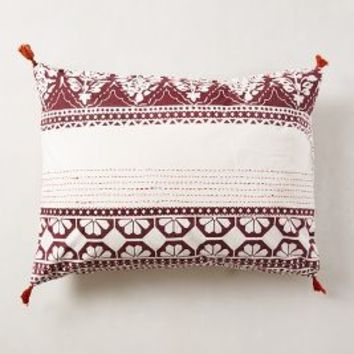 Enmore Embroidered Shams