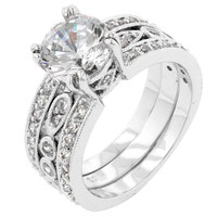 Eleanor Engagement Ring, size : 09