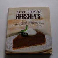 Best Loved Hersheys Recipes by Editors of Favorite Brand Name Recipes: U.S.A.: Publications International 9781412724319 Hardcover, Illustrated Edition - Wisdom Lane Antiques