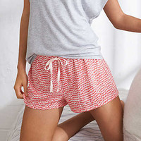 Aerie Softest Sleep® Boxer, Pink