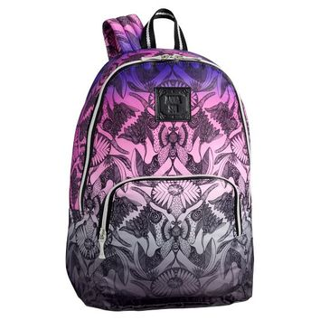 Anna Sui Purple Butterfly Backpack