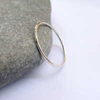 15% off, 1mm thin Stacking Ring, Sterling Silver Slim Ring, Simple Ring, Slim Silver Band, minimalist, urban