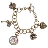 Disney Alice in Wonderland Charm Bracelet Watch | Disney Store