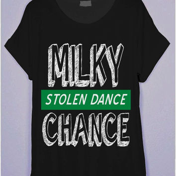 "Milky Chance ""Stolen Dance"" Black T-Shirt"