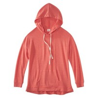 Mossimo Supply Co. Junior's Lightweight Knit Hoodie - Assorted Colors