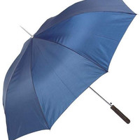 "all-weather 48"" polyester auto-open umbrella"
