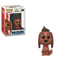 Max the Dog Funko Pop! Movies The Grinch