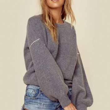 BECKETT CASHMERE SWEATER