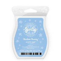 Scentsy Bar, Newborn Nursery, Wickless Candle Tart Warmer Wax 3.2 Fl. Oz. 8 Squares