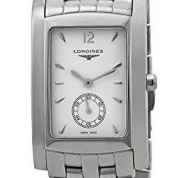 Longines Men's Dolce Vita Steel Watch L56554166