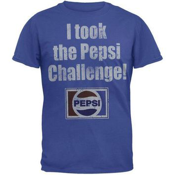 PEAPGQ9 Pepsi - I Took The Pepsi Challenge T-Shirt