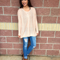 Pullover tunic sweater-more colors