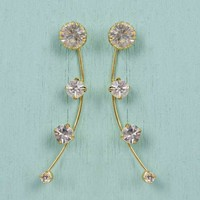 Lexi Diamante Ear Cuff Set